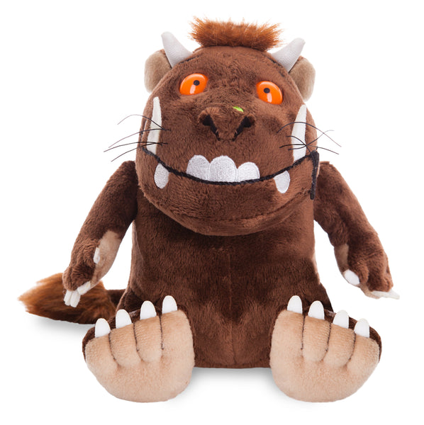 "Gruffalo Sitting Down Soft Toy 9"" by Aurora"