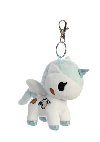 Tokidoki Mooka Unicorno Plush Key Ring Clip