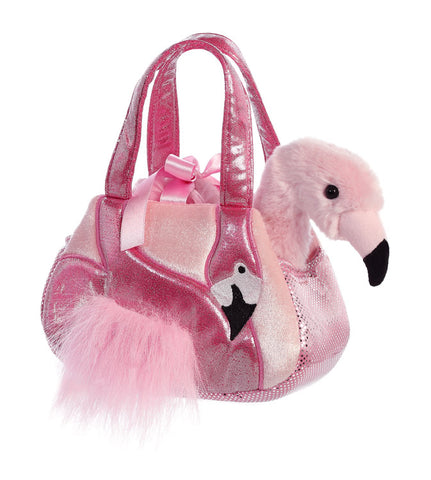 Luxe Boutique Ava Flamingo Fancy Pal