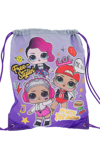 LOL Surprise Born To Rock Trainer Kit Bag
