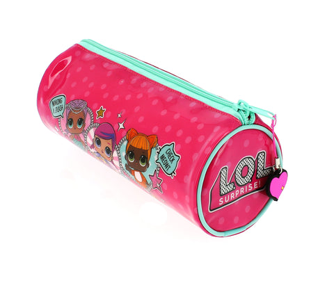 LOL Surprise Pink Large Pencil Case