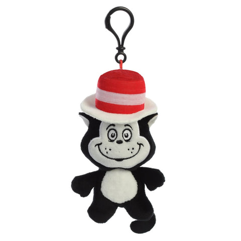 Cat In The Hat Key Clip