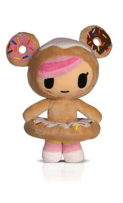 Donutella 9 inch soft toy from Character Toy Store