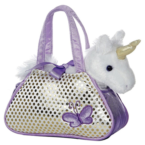 Purple Unicorn Fancy Pals