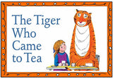 The Tiger Who Came For Tea 12 inch hand puppet