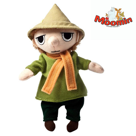 Snufkin 6.5 inch soft toy from Moomins
