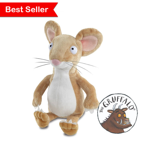 Mouse from Gruffalo front view