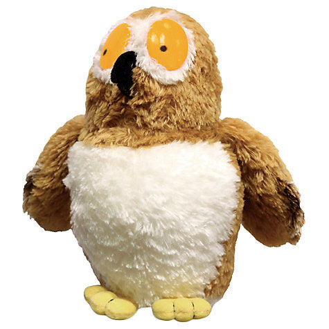 Owl from The Gruffalo in 7 inch