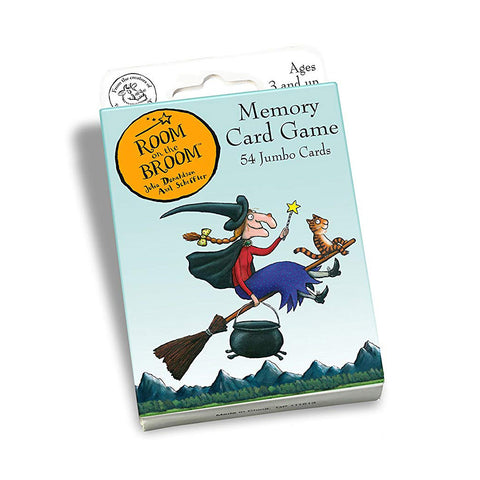 Room on the Broom Memory Game