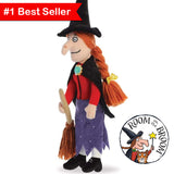 Room on a Broom Witch Soft Toy