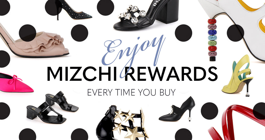 Mizchi Pretty small Shoes Vouchers