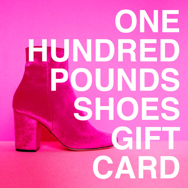 One Hundred Pounds Gift Card