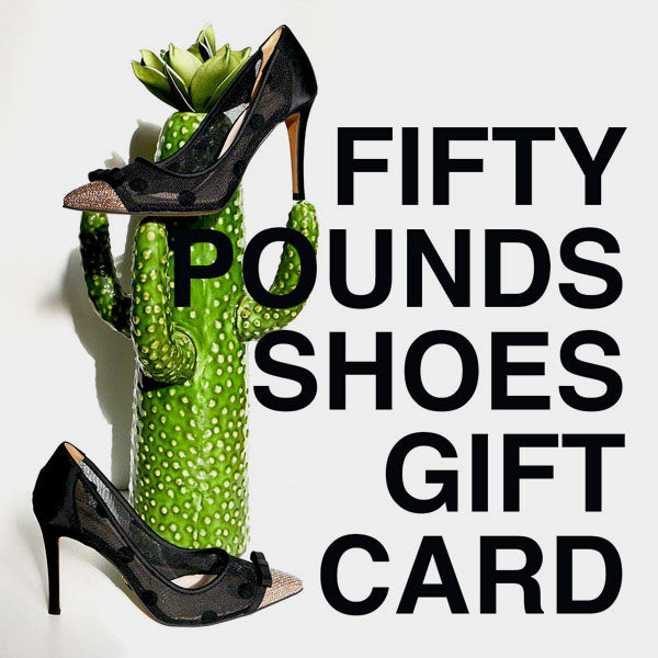 Fifty Pounds Gift Card