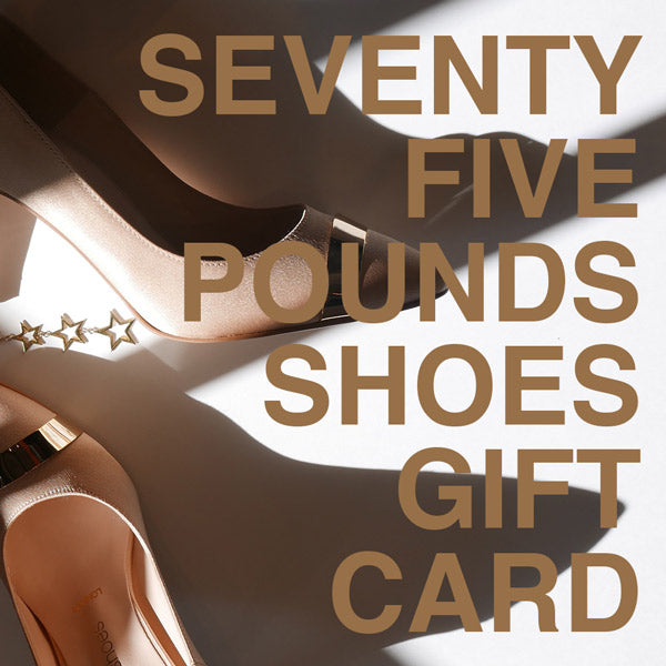 Seventy Five Pounds Gift Card