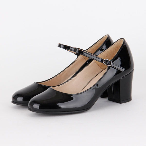 *AUDREY - black, 5cm size UK 2