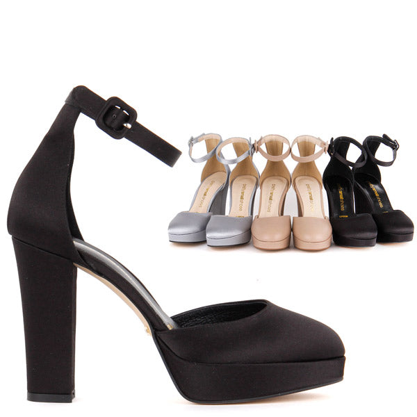 184fe3733169 Size 35 In UK is Our Biggest Size For Platform Heels - Bo by Pretty Small  Shoes