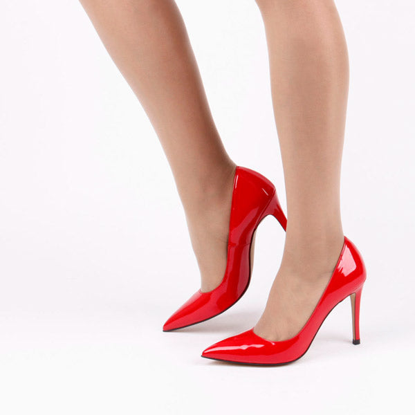 *BRAMARE - red patent