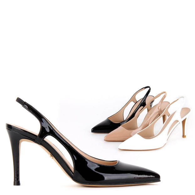 Petite Size Chic Strappy High Heels by