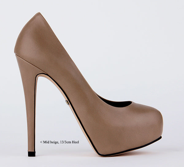 KILLER HEEL Leather Super High
