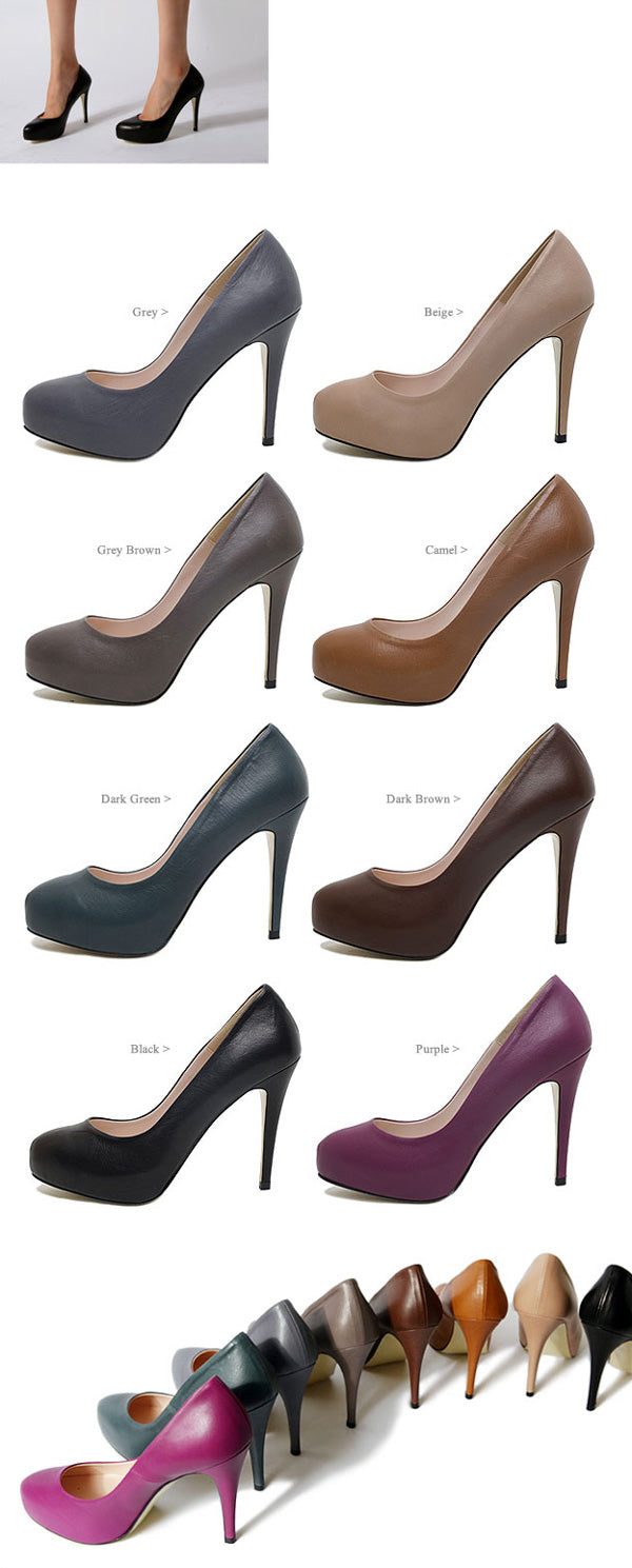 KILLER HEELS - new colours