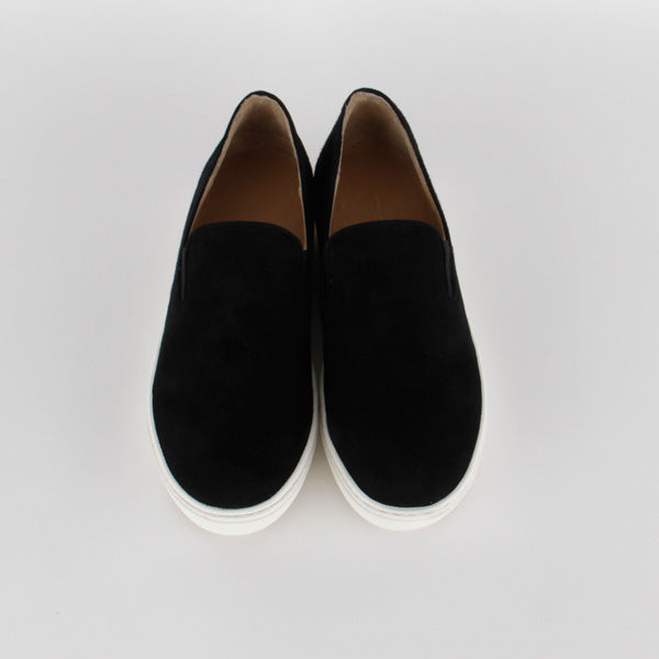 *LIVE ON - black ,3cm, size UK 3