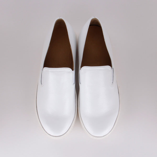 *LIVE ON - white, 3cm size UK 2.5