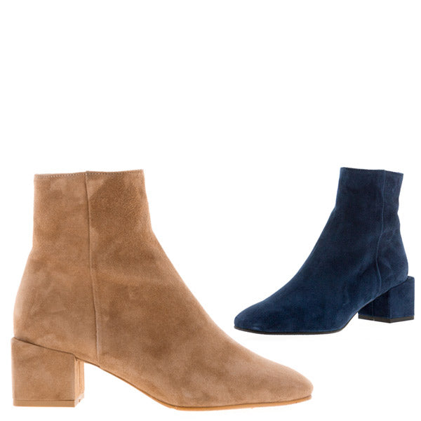 KUNIS - suede ankle boot