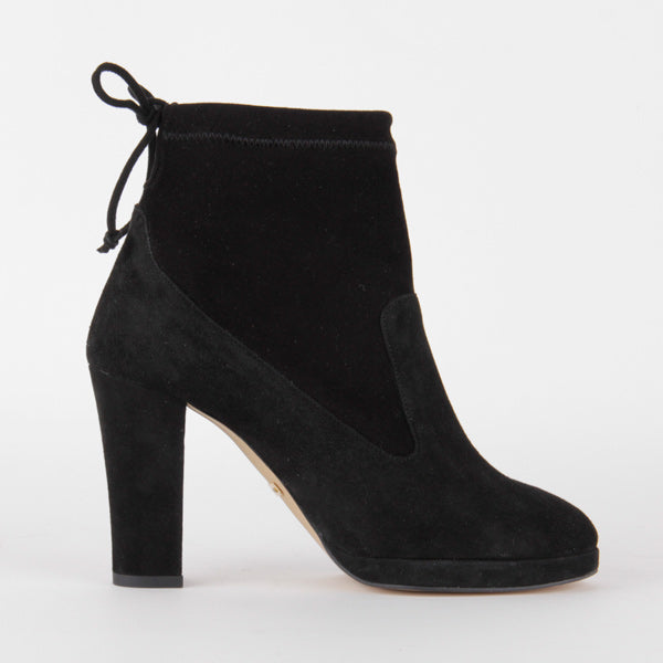 DEMI - suede ankle