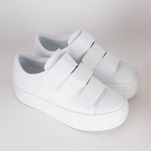 *TISCI - white, 4cm size UK 2.5