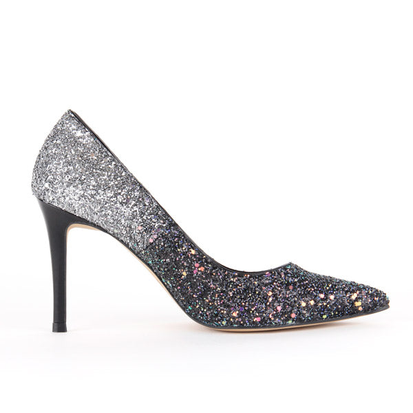 TYRA - glitter pumps