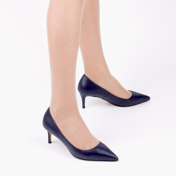 *GAL - navy leather