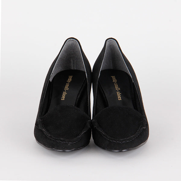 *REPOS - black, 6cm, size UK 2.5