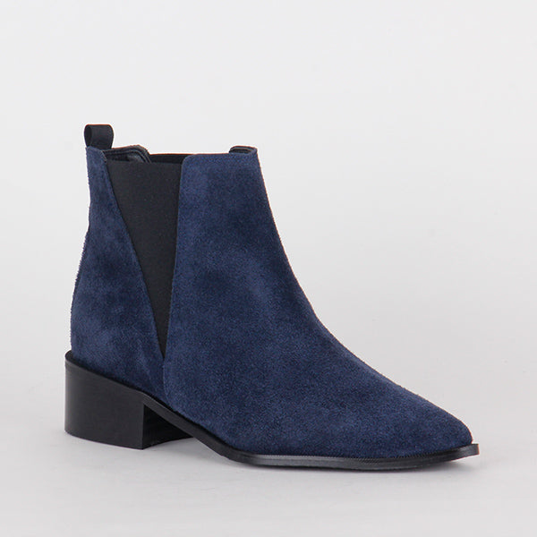 *KINGS ROAD - navy, 4cm size UK 2