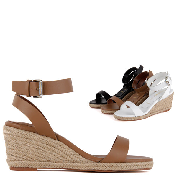 11648316b6 Petite Size Wedges & Espadrilles | Pretty Small Shoes™