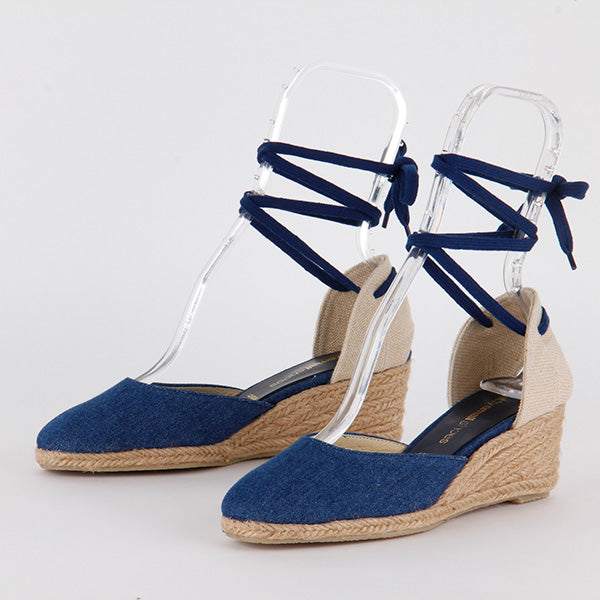*VERONA - denim, 5cm size UK 3
