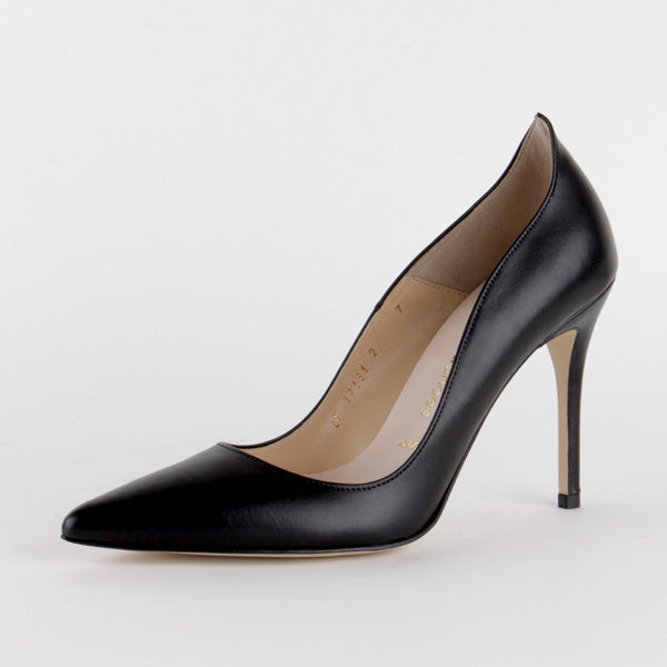 *RIMIDI - pumps, black, 10cm size UK 2