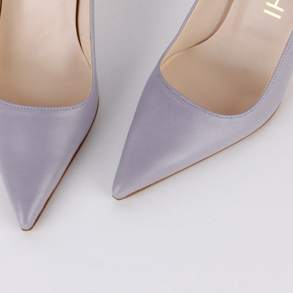 *HEMERY - lavender leather