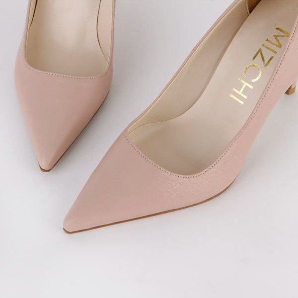 *HEMERY - pink leather