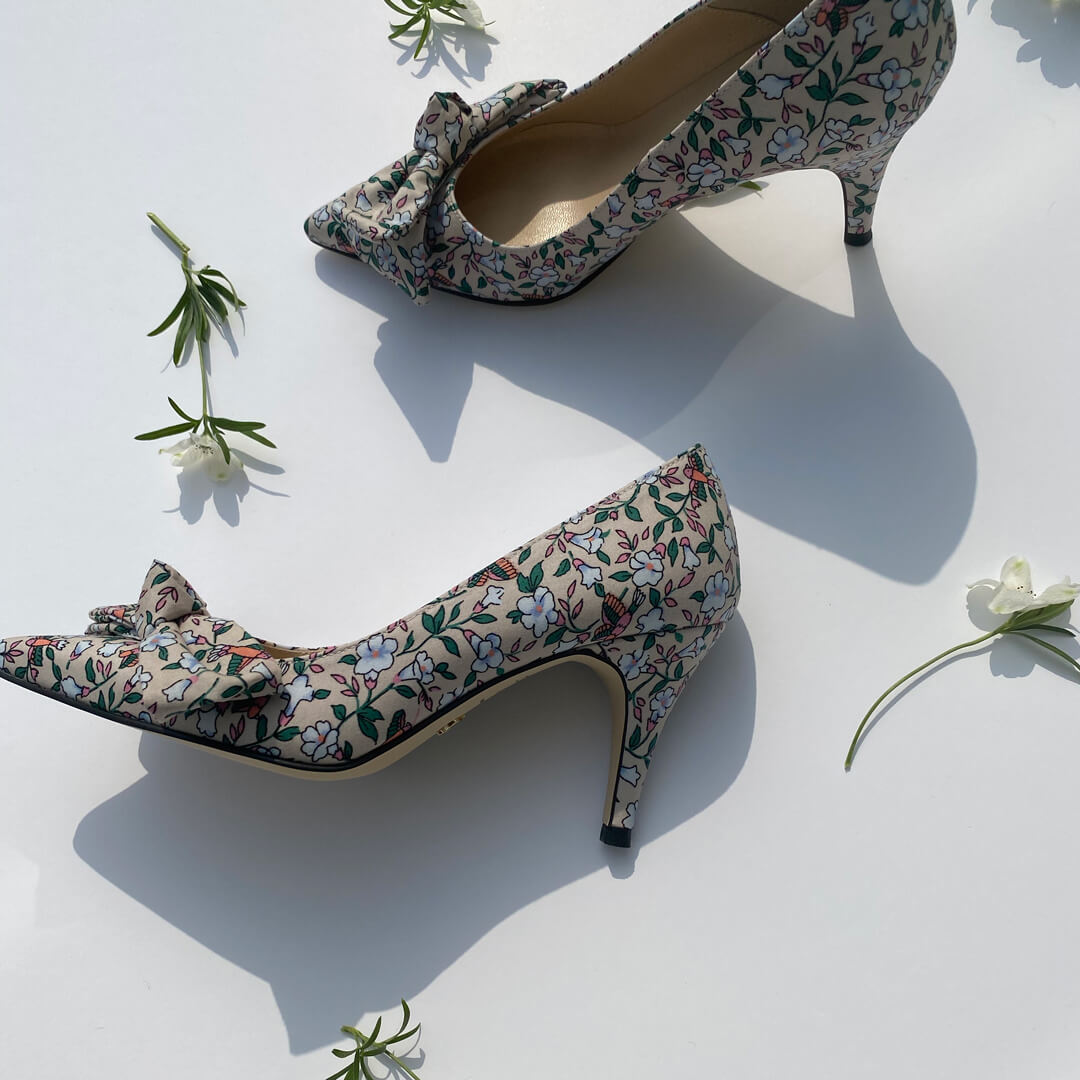 CLEMATIS - pumps