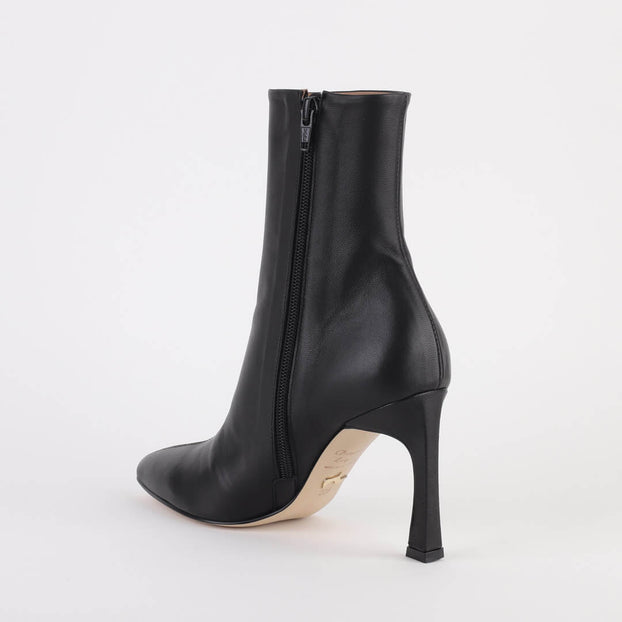 JEROY - zipped ankle boot