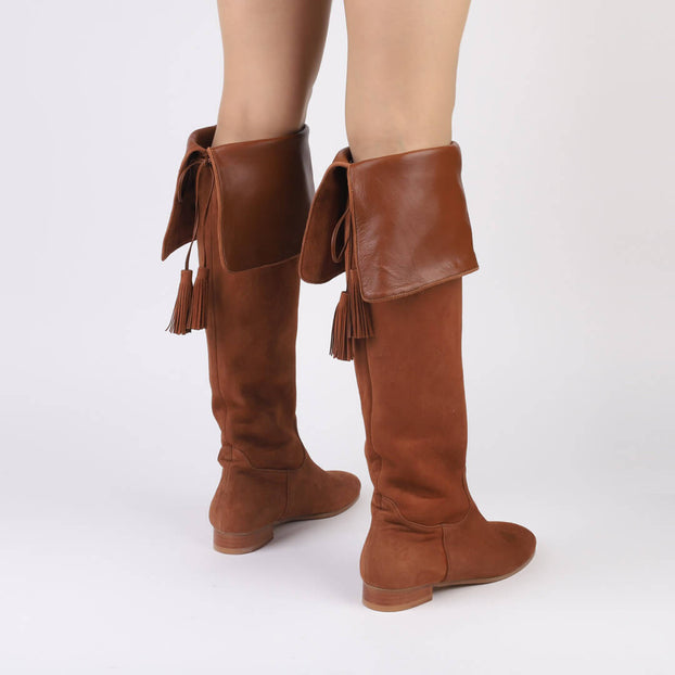 PEGGY - over knee boots