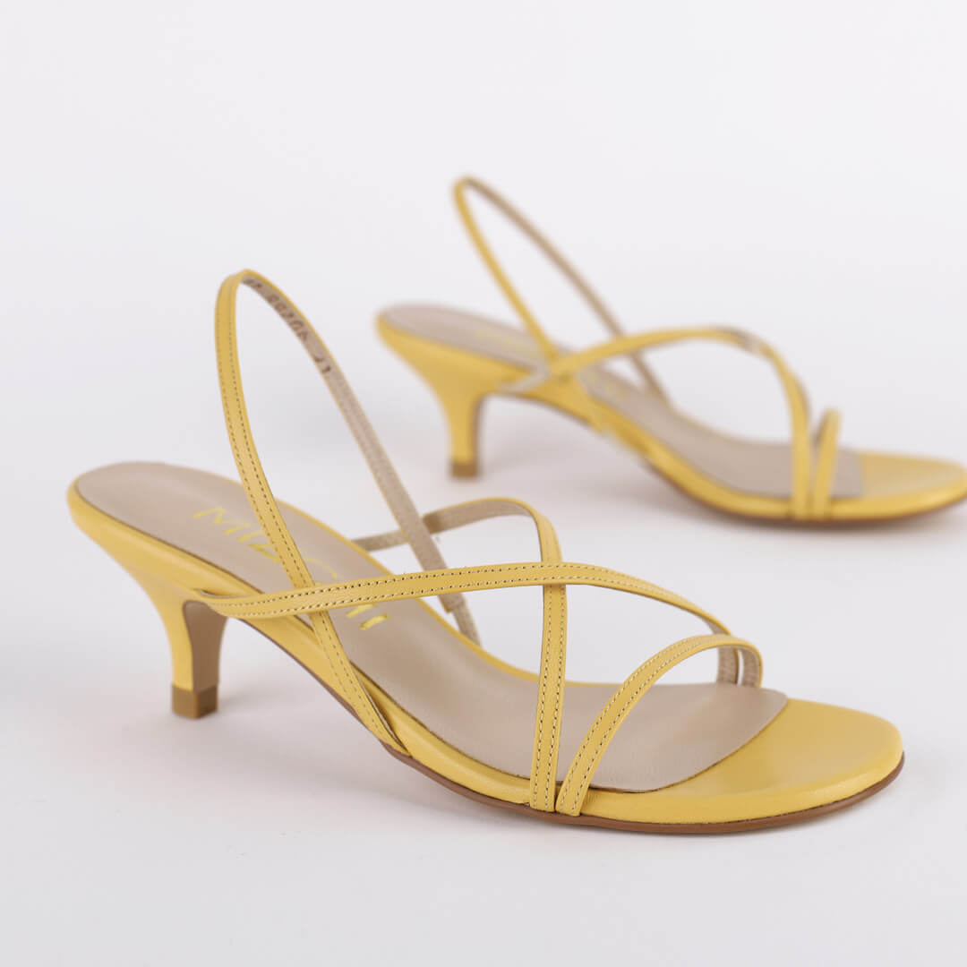 *MILYA - yellow, 5cm size UK 1