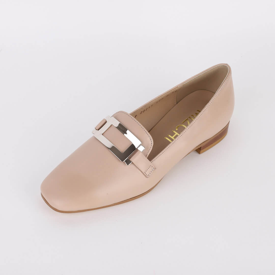 *DOMILO - beige, 2cm size UK 2.5 (worn in photo shoot)