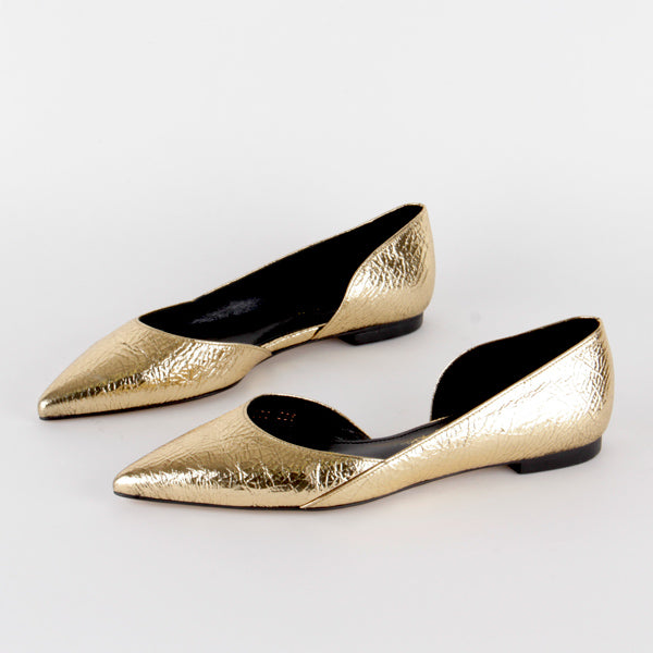 NAVE ORO - flats