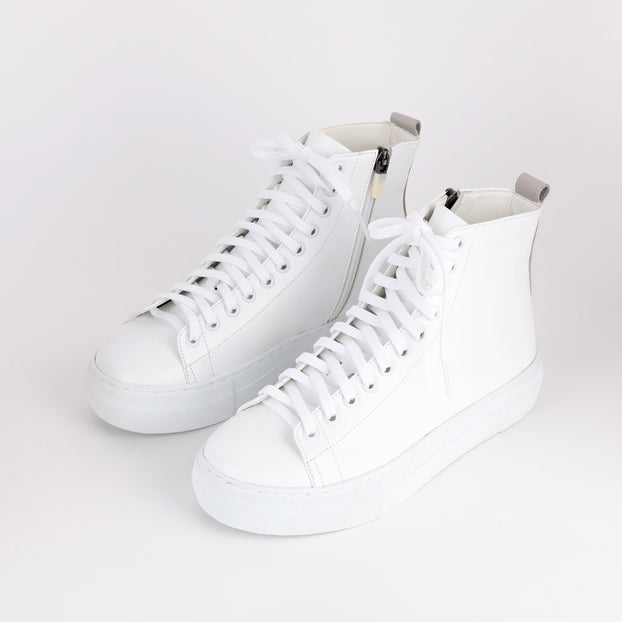MAPIN - high top flat form