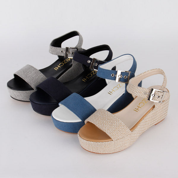 *BELIZE flatform - light blue