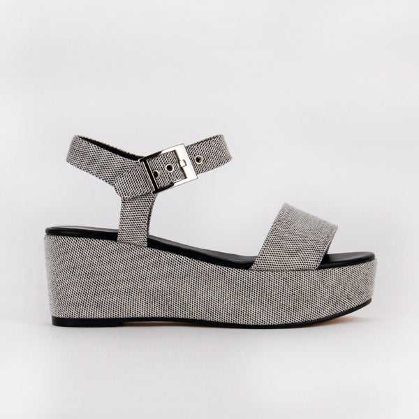 *BELIZE flatform - grey