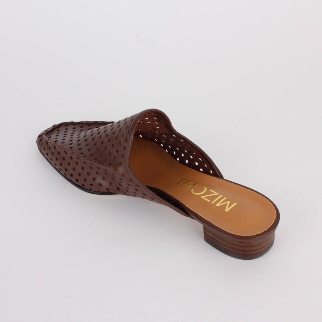 *IMMA - brown, 2cm, size UK 3