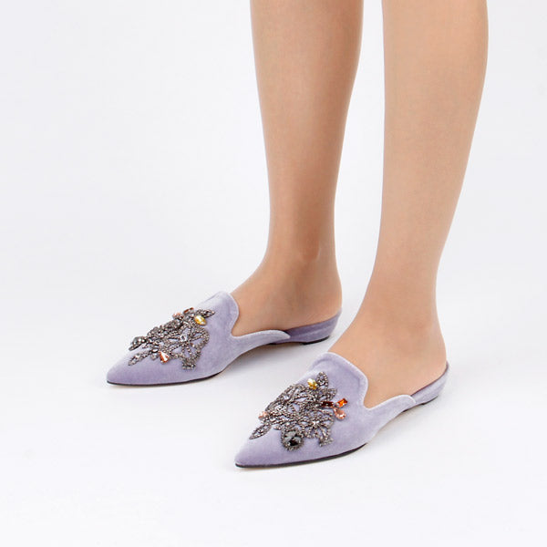 GRACE - slipper flat