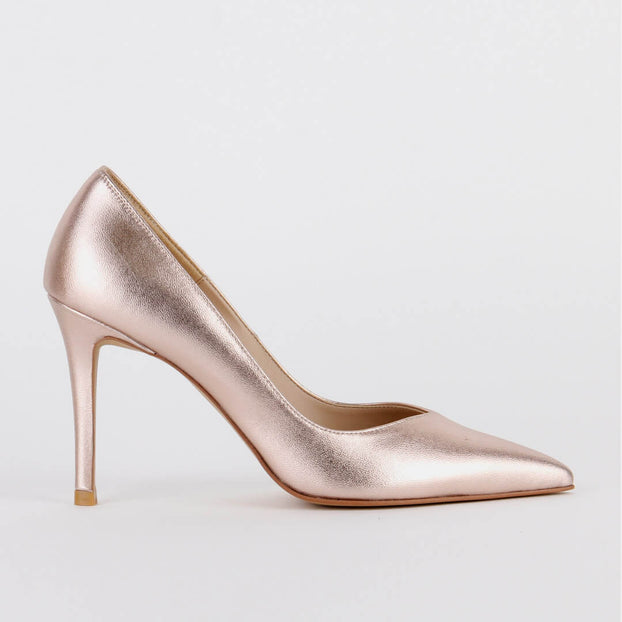 SABBIA METALLIC - high heels
